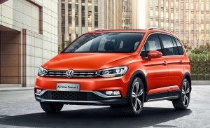 Volkswagen Cross Touran L, el enésimo modelo exclusivo para China
