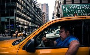 ¿Y si no se limita a la competencia de los taxis? El caso de Nueva York