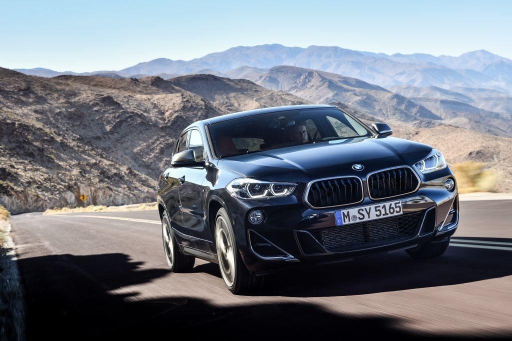 Tope de gama: el nuevo BMW X2 M35i estrena un 4 cilindros de 306 CV