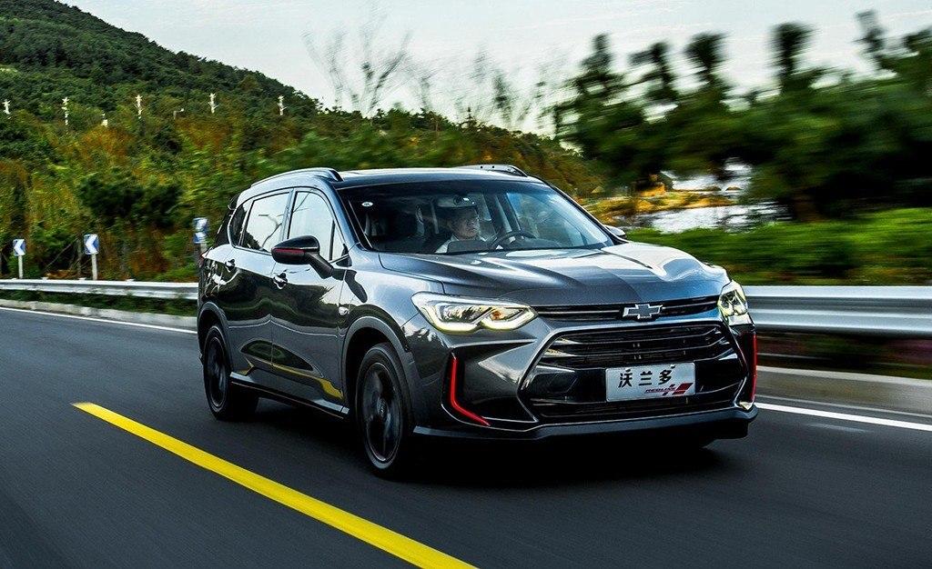 El Chevrolet Orlando estrena generación en China cargada de novedades