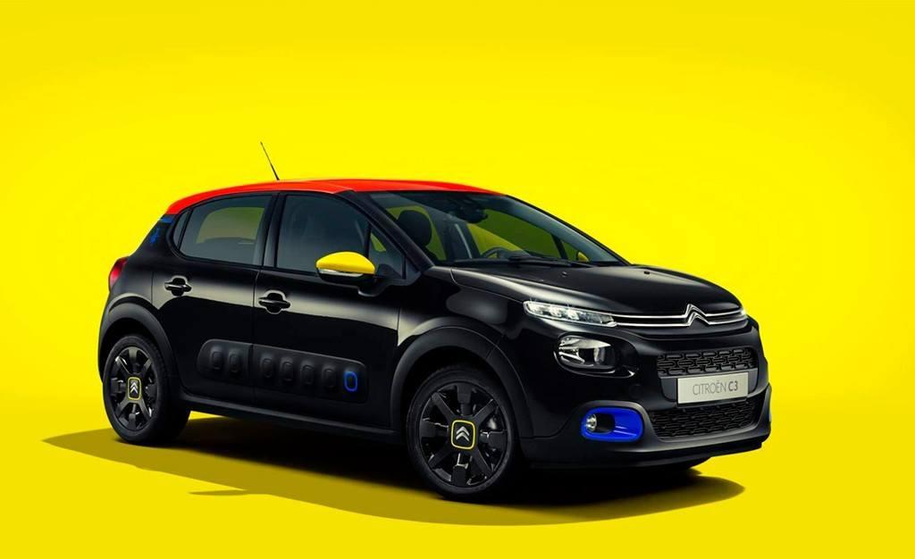 Citroën C3 JCC+, una edición limitada firmada por Jean-Charles de Castelbajac