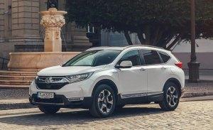 Honda desvela el consumo del CR-V Hybrid, la esperada versión híbrida