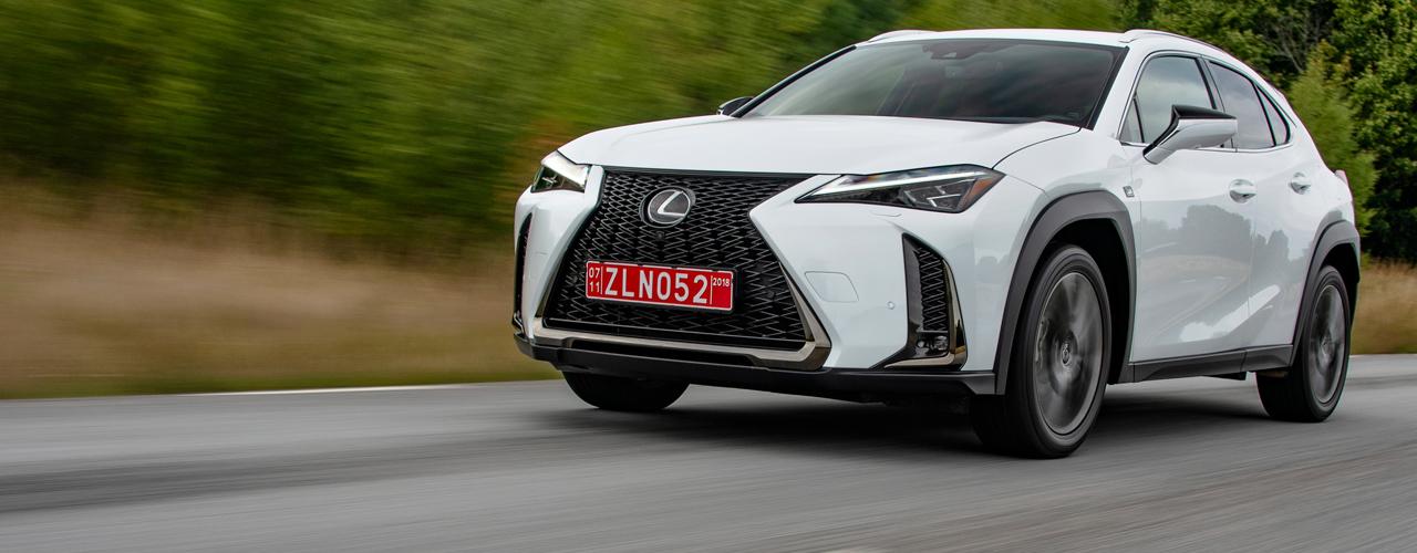 Prueba Lexus UX, calidad japonesa con potencia para divertirnos (con vídeo)
