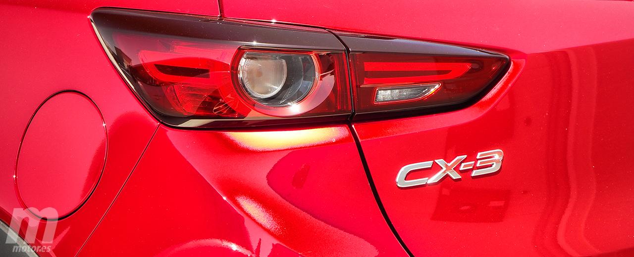 Prueba Mazda CX-3 2018, más sofisticado para marcar la diferencia (con vídeo)