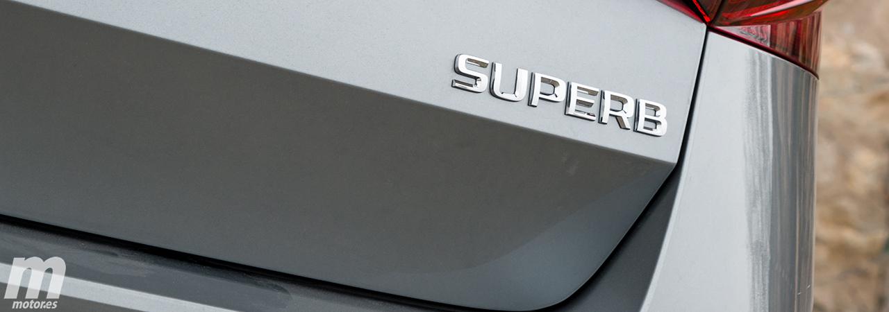 Prueba Skoda Superb Combi 2.0 TDI 190 CV, un familiar con mayúsculas