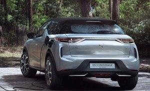 DS 3 Crossback E-TENSE, el nuevo crossover francés también será eléctrico