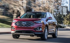 """El Ford Edge estrena sistema de tracción total con """"Inteligencia Artificial"""""""