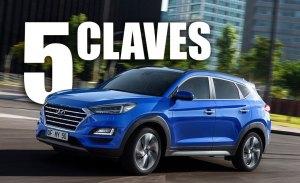 Las 5 claves del nuevo Hyundai Tucson, seguridad y conectividad por doquier