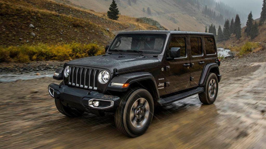 El Jeep Wrangler estrenará nuevos motores V6 en 2019