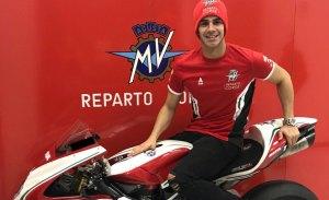 Jordi Torres debutará en MotoGP como sustituto de Tito Rabat