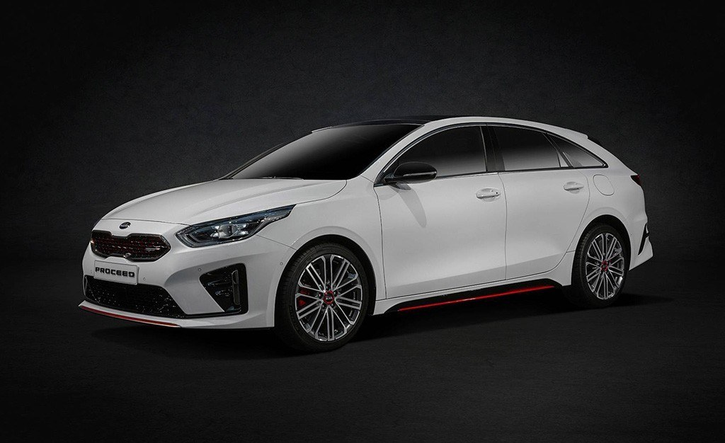 Kia ProCeed GT 2019, potencia y un plus de exclusividad
