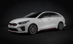 Kia ProCeed GT 2019, potencia y un plus de exclusividad