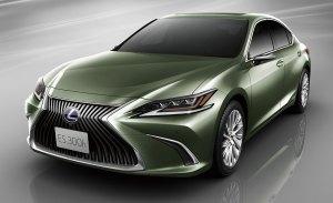 El primer coche de producción en serie con espejos retrovisores digitales será de Lexus