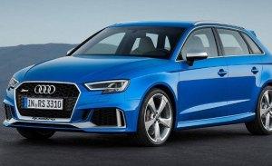 Los Audi RS 3 Sportback y RS 3 Sedán se caen de la oferta por el ciclo WLTP