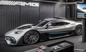 Mercedes-AMG ONE, así será el nombre definitivo del superdeportivo híbrido