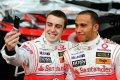 """Hamilton: """"Alonso es el mejor piloto contra el que he competido"""""""