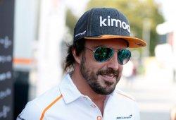 """Alonso, confiado para Singapur: """"El objetivo es puntuar"""""""