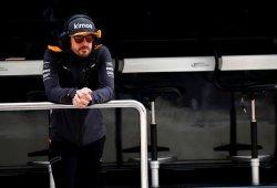 """Alonso y la parrilla critican la clasificación: """"Al menos disfrutaron con la F2"""""""