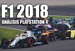 Análisis F1 2018 para PlayStation 4: aprobando con nota