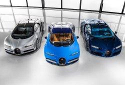 Bugatti confirma que el motor W16 del Chiron será el último de su clase