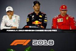 Bottas, Räikkönen y Ricciardo, ¿quién rinde peor? Analizamos los datos
