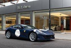 Ferrari 812 Superfast: homenaje al mítico 250 GT SWB de Stirling Moss