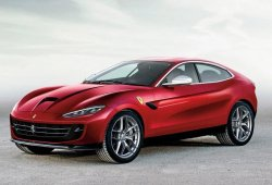 Ferrari Purosangue: las mejores recreaciones del futuro SUV italiano