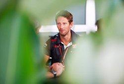 """Grosjean considera que las críticas a Haas son """"una falta de respeto"""""""