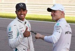 "Hamilton se compadece de Bottas: ""Ha sido todo un caballero"""