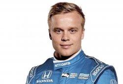 Felix Rosenqvist salta a la IndyCar fichando por Ganassi