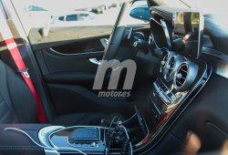 Nos asomamos al interior del nuevo Mercedes Clase GLC 2019