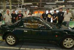 Presentado el primer Mazda MX-5 NA restaurado por la propia marca