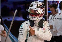 Hamilton deja las cosas claras antes de la clasificación en Sochi