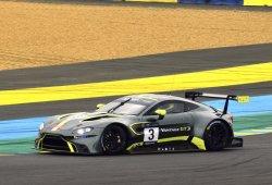 El Aston Martin Vantage GT3 2019 debutará en el Ring