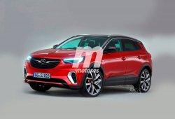 Opel Grandland X GSi: anticipando una versión de carácter puramente deportivo