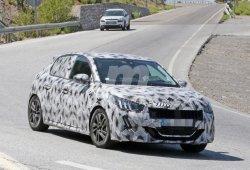 Nuevo Peugeot 208: ¡primeras fotos de la nueva generación!