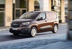 Precios del Opel Combo Cargo 2019, listo para una dura jornada laboral