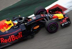 """Red Bull desbanca a Ferrari en Sochi: """"Ha sido una sorpresa"""""""