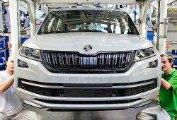 Producido el Skoda Kodiaq número 250.000, el SUV de 7 plazas es un éxito