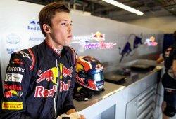Toro Rosso confirma el retorno de Kvyat a la Fórmula 1