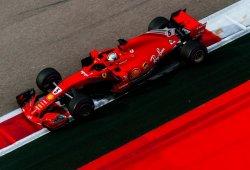 """Vettel no tira la toalla: """"Esto no ha acabado, mañana veremos quién gana"""""""