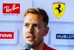 """Vettel sobre su duelo con Hamilton: """"Mi mayor enemigo soy yo mismo"""""""
