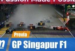 [Vídeo] Previo del GP de Singapur de F1 2018