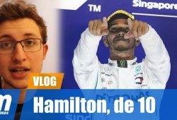 [Vídeo] Un Hamilton de 10