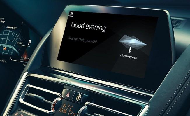 BMW Intelligent Personal Assistant - asistente personal inteligente