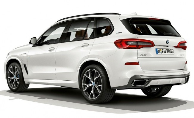 BMW X5 xDrive45e iPerformance - posterior