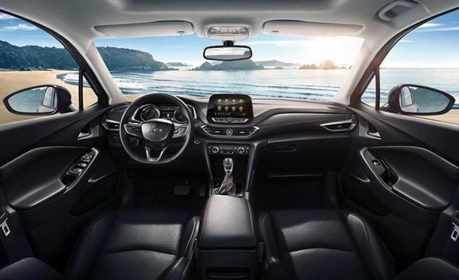 Chevrolet Orlando 2019 - interior
