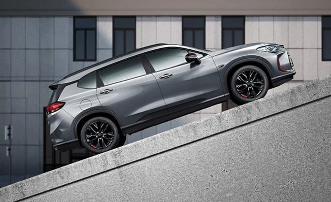 Chevrolet Orlando 2019 - lateral
