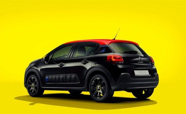 Citroën C3 JCC+ - posterior