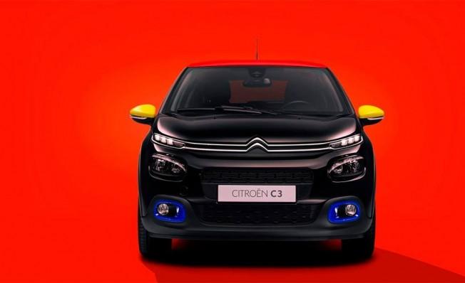 Citroën C3 JCC+ - frontal